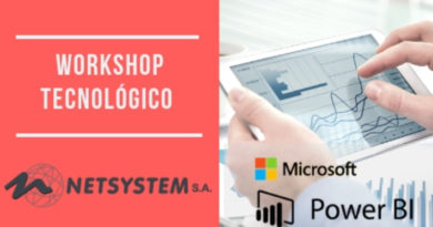 WORKSHOP TECNOLÓGICO EXCLUSIVO PARA CLIENTES   Power BI Microsoft